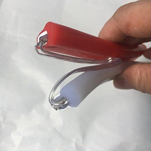 Vasten LED Neon 2-Wire Low-Volt Rope Light Splice Connector