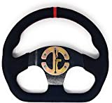 "New World Motoring 12.5"" Steering Wheel Race"