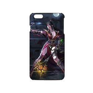 Sexy Diablo 3D Phone Case for iPhone 6 wangjiang maoyi by lolosakes
