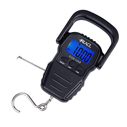 RUNCL Digital Fishing Portable Luggage product image