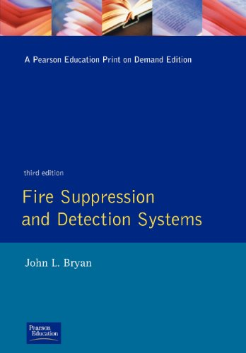 Fire Suppression and Detection Systems [3rd Edition]