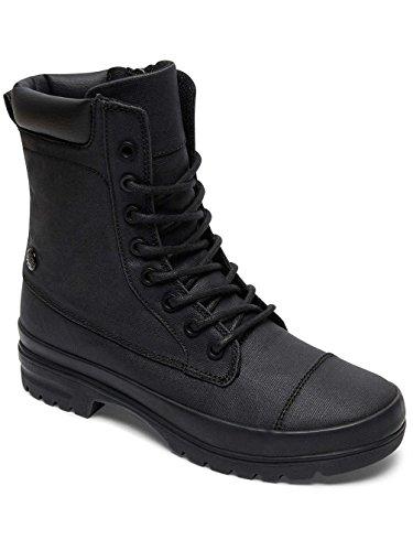 Noir Bottes TX Shoes Femme Amnesti DC WnXFn