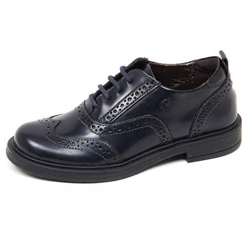 Inglese Scarpa E9288 Scarpe Kid Blu Effect Vintage blu Gold Boy Naturino Bimbo Shoe dwEFwq