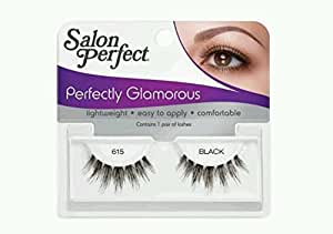 Salon perfect perfectly glamorous false for Salon 615 lashes