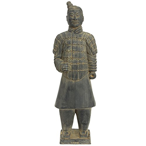 "Oriental Furniture 20"" Xian Terra Cotta Warrior"