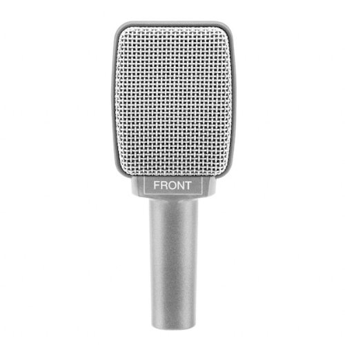 Microfono Sennheiser e609 Silver Drum Mic + Free XLR...