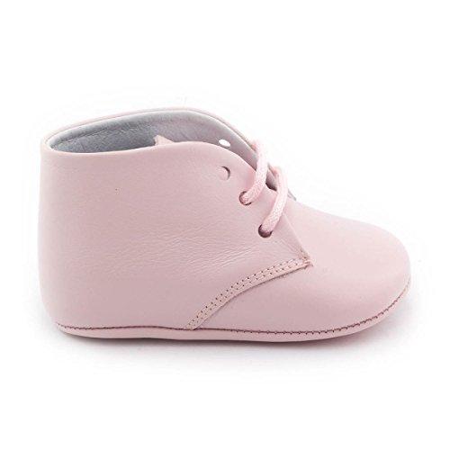 Boni Classic Shoes - Zapatillas de estar por casa de cuero para niño Rosa - rosa