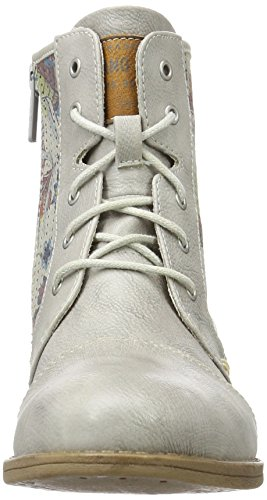 Mustang 243 Bianco Stivaletti 548 Donna 1157 243 Ivory CwxqC7Ar6