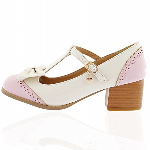 Salomé Carol Shoes Shoes Carol Femme Rose wBBaSqt