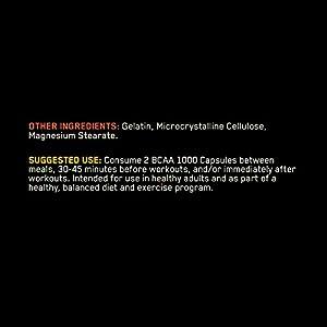 Optimum Nutrition Instantized BCAA