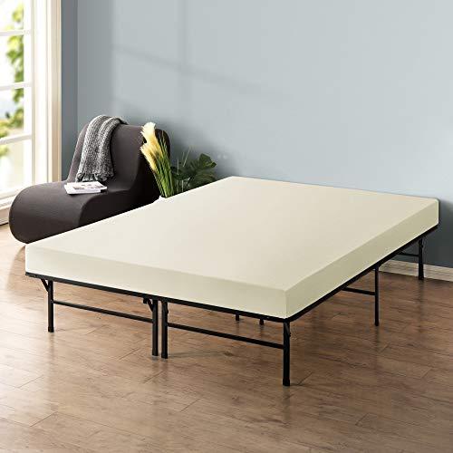 Best Price Mattress 12 Inch Memory Foam Mattress and 14 Inches Premium Steel Bed Frame