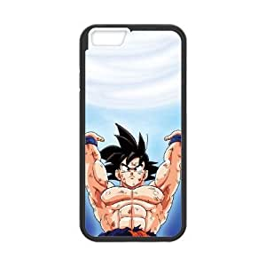 DRAGON BALL ANIME Son Goku bomba de espíritu 1920 & amp; 215; 1200 funda iPhone 6s de 4.7 pufunda LGadas del teléfono celular Funda cubierta de color negro, funda de plástico caja del teléfono celular
