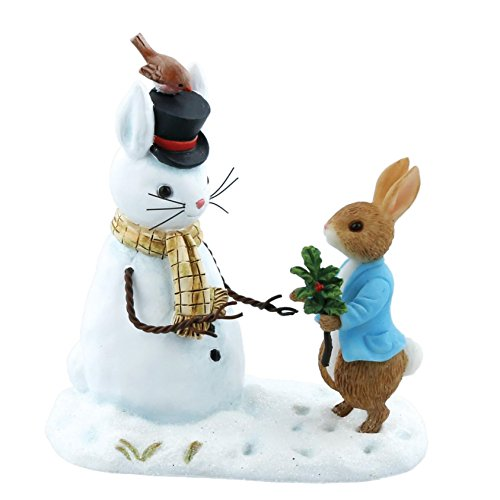 Beatrix Potter Peter Rabbit and Snow Rabbit