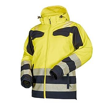 Yellow Blackrock Hi Baratec Men/'s Hi-vis Bomber Jacket Small By Baratec