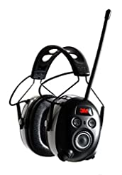 3M WorkTunes Connect + AM/FM Hearing Pro...