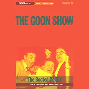 The Goon Show, Volume 22 Radio/TV Program