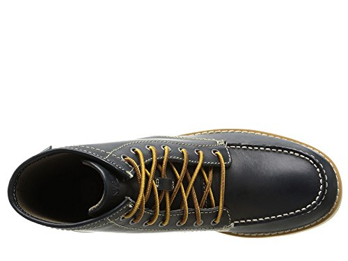 Eastland Mens Lumber Up Lace Up Boot,Navy,10 D US