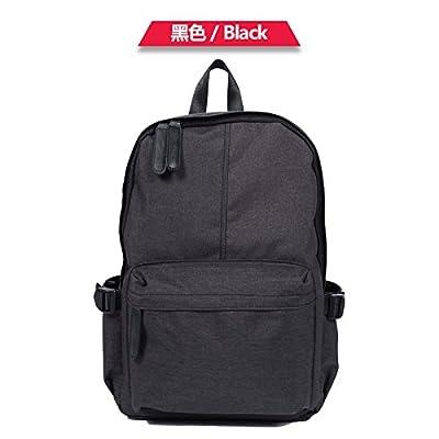 JWBB Nouveau sac d'épaule de mode coréenne hommes femmes vent collège loisirs pure color sac à dos petit sac à bandoulière voyage fraisNouveau sac d'épaule de mode corée