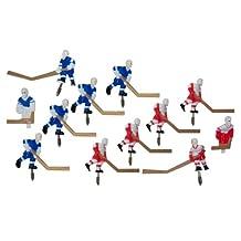 Carrom Stick Hockey Players Numbered Set
