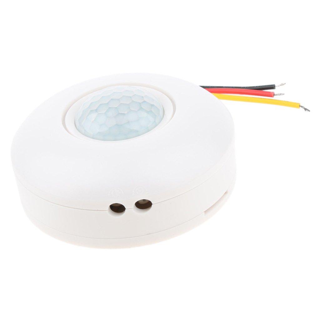 Ocupación Sensor De Movimiento Luz De Techo Interruptor De ...