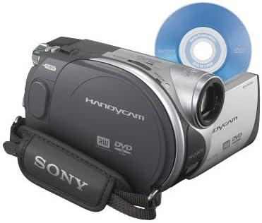 Sony Dcr Dvd105 Dvd Handycam Camcorder Mit 20 X Optischer Zoom Auslaufmodell Zertifiziert Aufgearbeitet Heimkino Tv Video