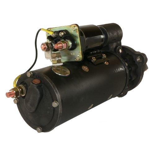 DB Electrical SDR0017 Starter For Allis Chalmers HD-6 HD-7 HD-11 HD-16 HD-21 /Austin Western 100 200 /Autocar A-10264 /Cat/Caterpillar/Clark /307822R92 /0R5209 /135162/10451047 /70620382 /8MJ176