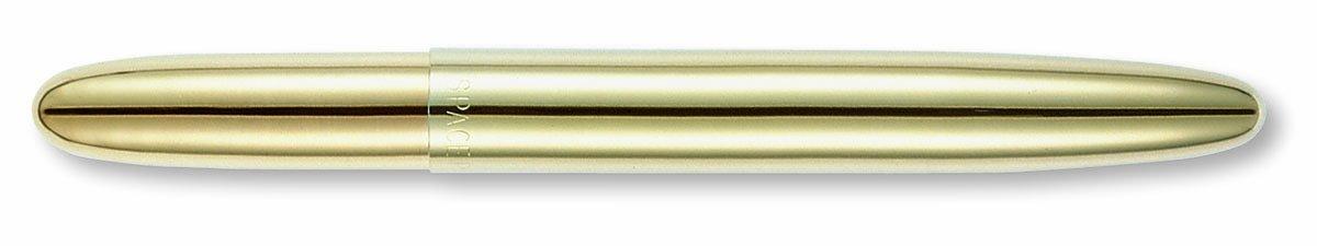 Fisher Space Pen, Bullet Space Pen, Gold Titanium Nitride...