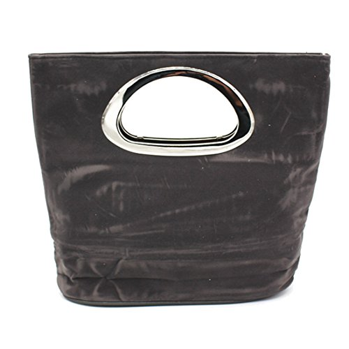 Evening Bag Suede Ladies Casual Bag Clutch Bag Tote Suede Handbag Coffee O0qxq7E