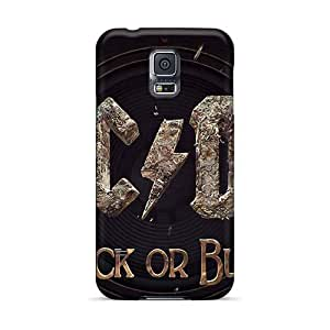 Samsung Galaxy S5 LfJ2584SWia Customized HD Nirvana Pictures Shockproof Cell-phone Hard Covers -KellyLast