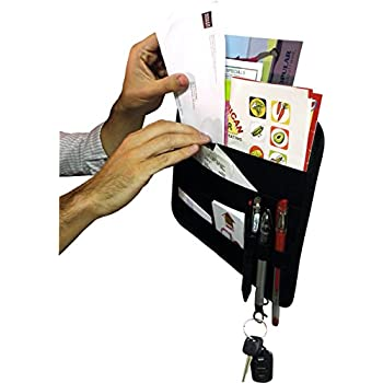Magnetic Kitchen Fridge Organizer for Receipts, Menus, Notes, Keys and More!