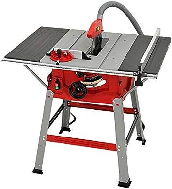 Sierra de mesa multifuncional 1800W Sierra de banco de carpintería ...