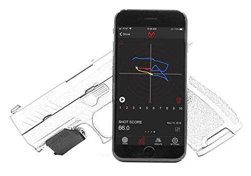 - Mantis X3 Shooting Performance System - Real-time Tracking, Analysis, Diagnostics, and Coaching System for Firearm Training - MantisX
