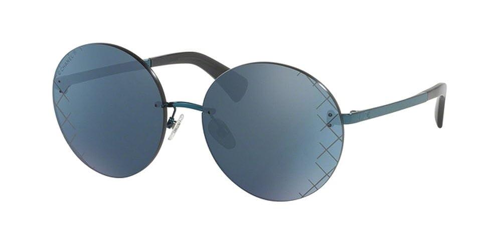 Chanel CH4216 BLUE (C469Z6) - Gafas de sol: Amazon.es: Ropa ...