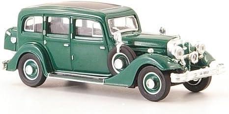 Modellauto gr/ün Fertigmodell Horch 851 Pullman Ricko 1:87