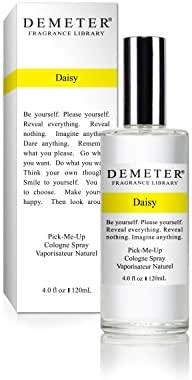 Demeter Cologne Spray for Women, Daisy, 4 Ounce