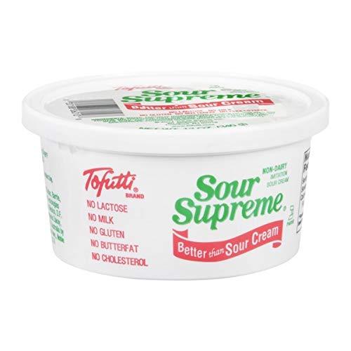 Tofutti Crema de Queso Vegano de Sabor Agria Acida Cremoso Suave Untar 225g |Vegano|Sin Gluten|Sin Lactosa (Pack de 4): Amazon.es: Alimentación y bebidas