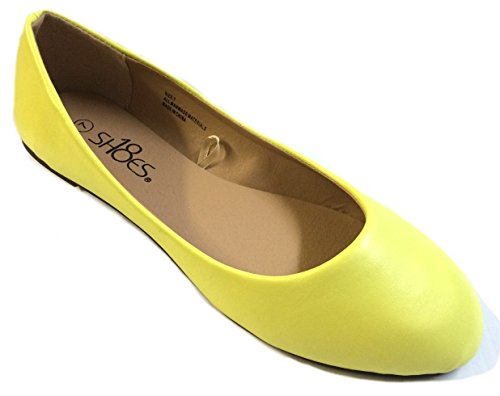 Which is the best yellow flats for women?