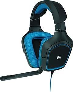 G430 Gaming Headset - Black