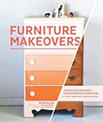 Furniture Makeovers shows how to transform tired furniture into stunning showpieces. You'll never look at a hand-me-down dresser the same way again! The book offers 26 easy-to-follow techniques that can be applied to all different types of pi...