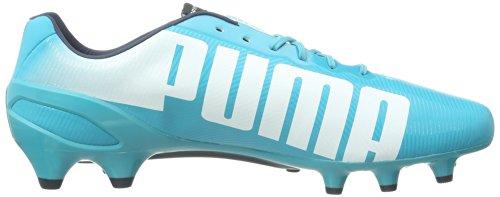 2 Purple FG 103033 Mehrfarbig Puma Herren 1 Fußballschuhe bluebird Beetroot evoSPEED 01 Tricks white wEqqZBp