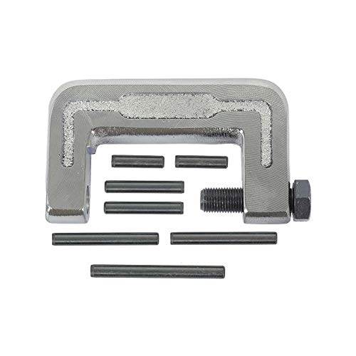 MACs Auto Parts 32-64595 Hinge Pin Removal Tool Kit - Heavy-Duty Forged Steel Body