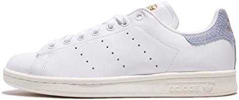 Depressione foschia Unire  Adidas Stan Smith W Sneaker for Women, White, 37 1/3 EU: Buy Online at Best  Price in UAE - Amazon.ae