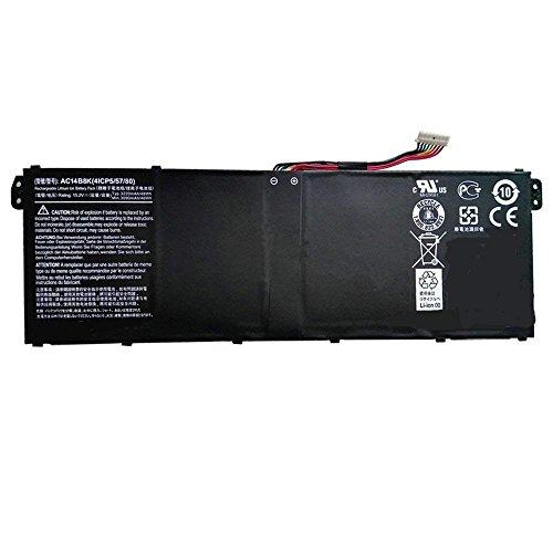 Toopower New 15.2V 48Wh Replacement Laptop Battery for Acer Aspire E3-111 ES1-511 V3-111 V3-371 V5-132 E5-771G Chromebook 11 CB3-111 13 CB5-311 15 CB3-531 TravelMate B115-M Series -