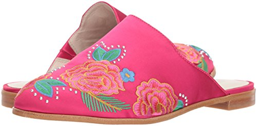 Kenneth Femme Brodées 2 Rose New Roxanne Mules York Vif Cole Plates rX8apR4qrw