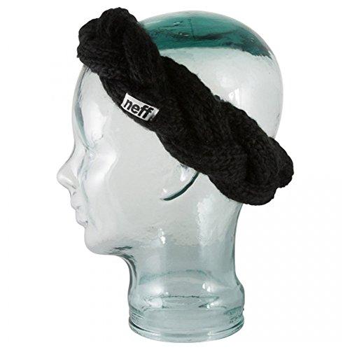 Price comparison product image Neff 15F05003-BLACK Women's Bando Black Headband