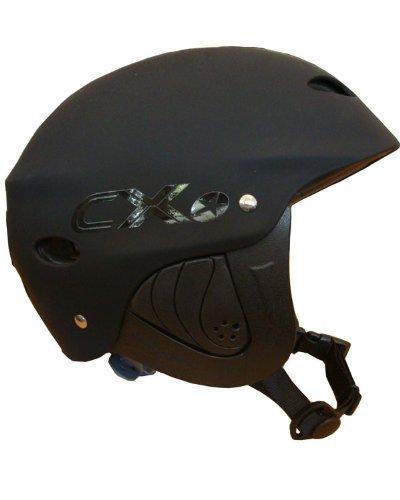 Concept X Helm CX Pro Black Wassersporthelm: Größe: M