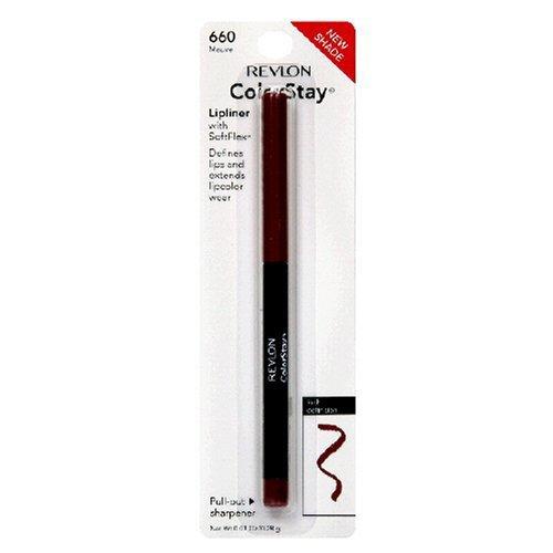 Revlon/Colorstay Lip Liner (Mauve)0.01 Oz (.28 Ml)