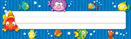 Carson Dellosa Fish Nameplates (122011)]()