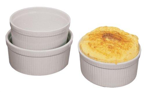 Fox Run 1-Quart Souffle Dish, White by Fox Run