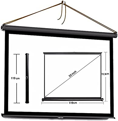 Home Care Wholesale® Pantalla de Mesa Plegable Portátil de HD ...